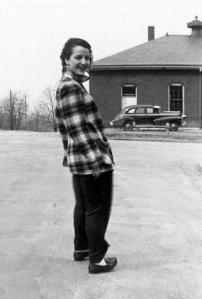 Audrey Salerno, 1950