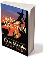 This New Mountain 3D Bookcover